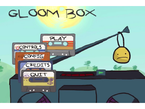 Gloom Box Title WIP
